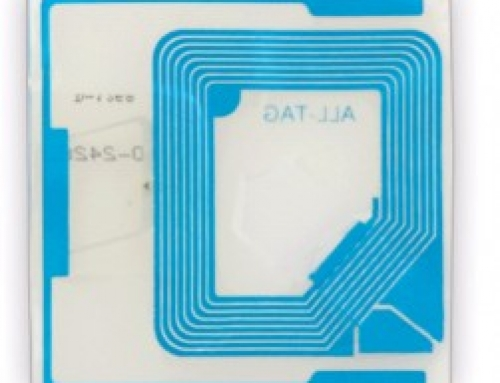 2 in 1 RF/RFID EAS tags & Labels