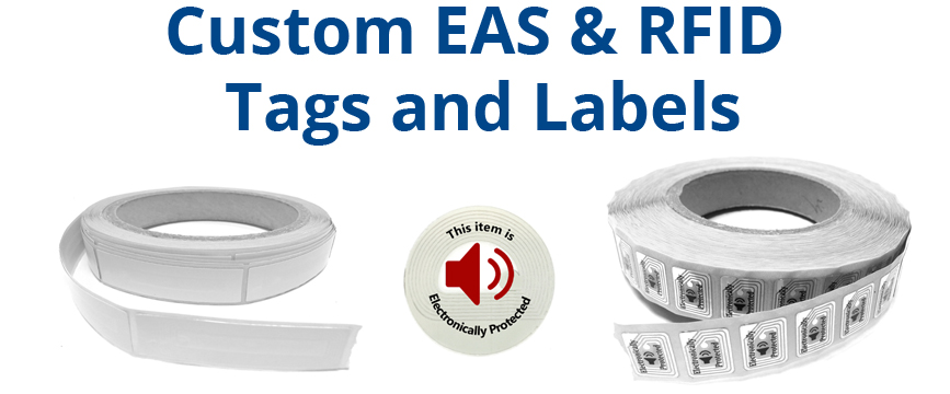 custom EAS & RFID tags and labels