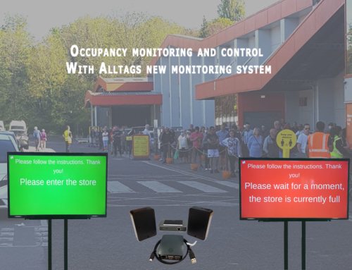 Building occupancy counter