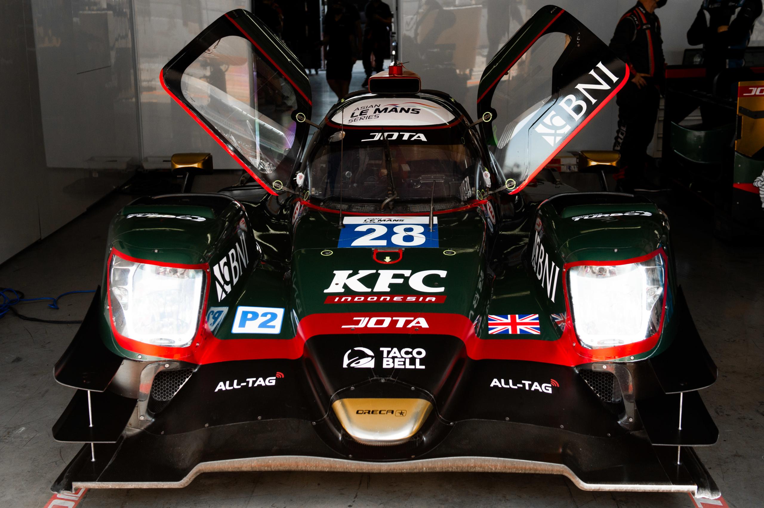 Alltag car sponsor